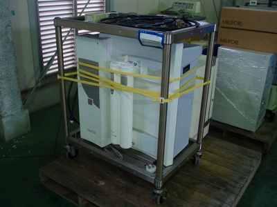 高純水製造装置