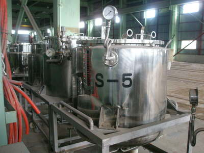 SUS サニタリータンク 500L