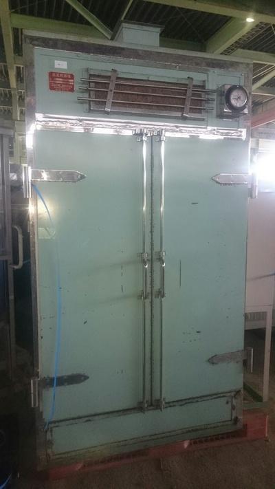 箱型熱風乾燥機