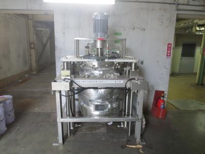 軸流攪拌槽